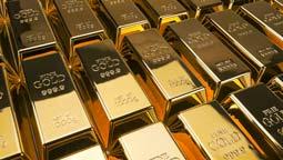 دست بند طلا Gold Bullion