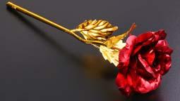 دست بند طلا Gold flower