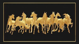 خریدطلا Gold statue board