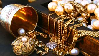 ست طلا Rolex Gold Service klkm