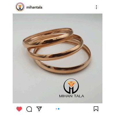 طلافروشی ارزانترین قیمت خرید طلا دستبند سرویس.. insta1