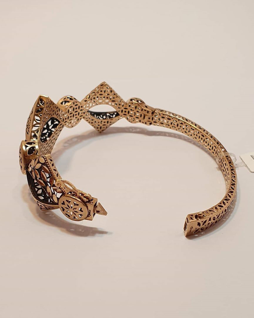 دستبند تراش صدف