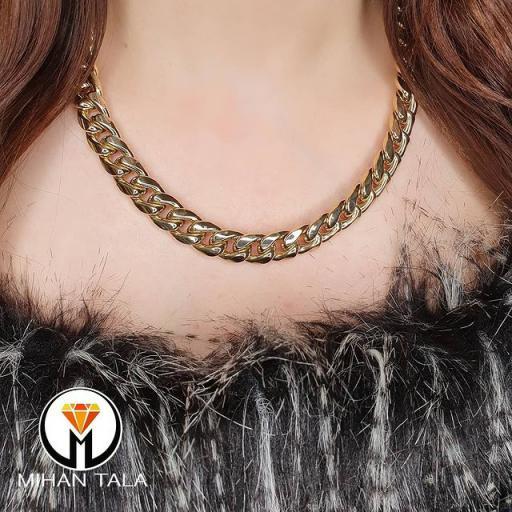 گردنبند طلا آلبرتو
