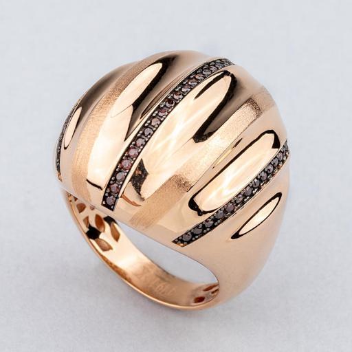 انگشتر طلا ساندی sol