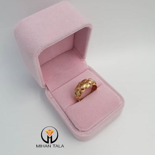 انگشتر طلا انارکی