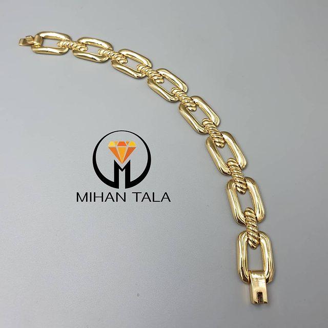 دستبند طلا نرمال تیفانی