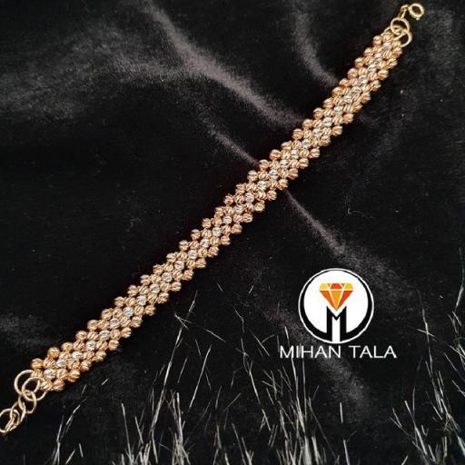 دستبند طلا دوریکا