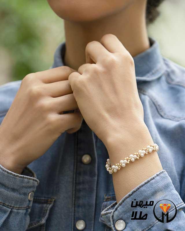 دستبند مینیاتوری کد 49-Sol