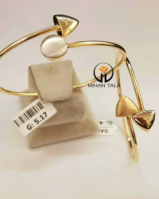 دستبند النگویی سالی چپ